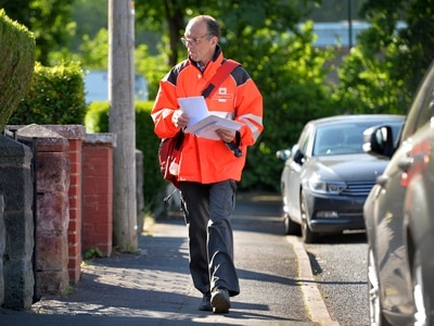 Meet the posties keeping deliveries up in our time of need