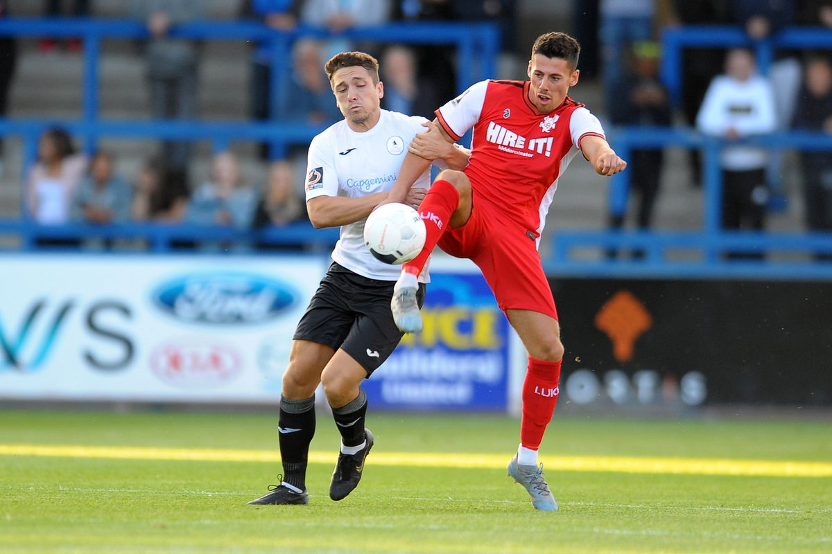 AFC Telford United and Kidderminster Harriers last played one another in August last year – they were due to face each other again in late March, just days before the National League North season was declared null and void.