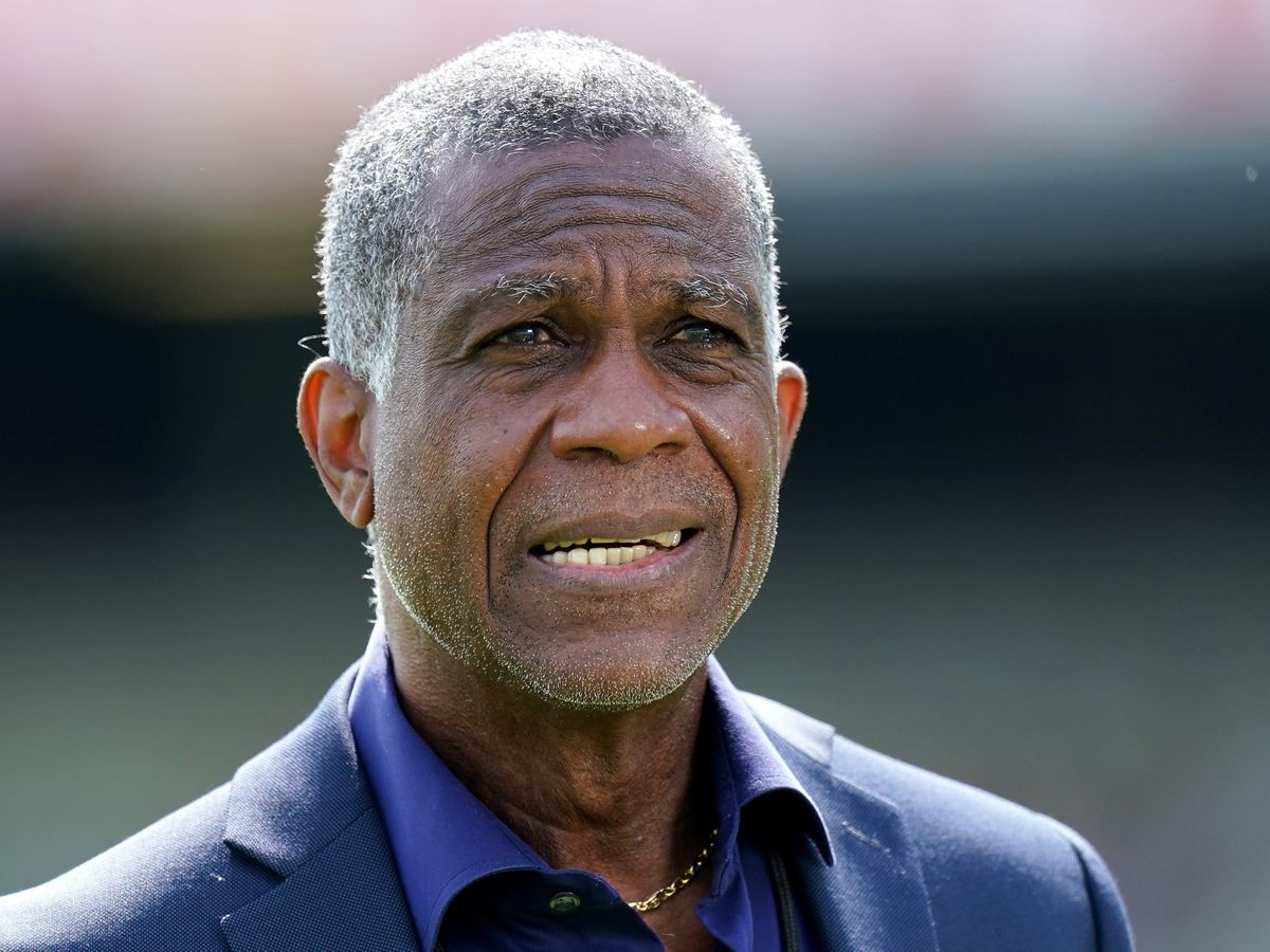 Michael Holding has written a book called Why We Kneel, How We Rise