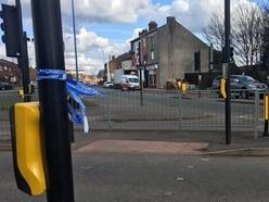 Biker who died after Tipton crash 'was not wearing helmet'