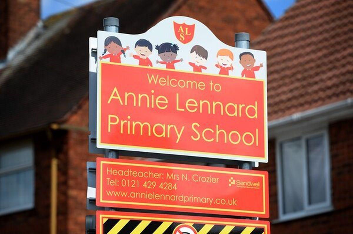 Annie Lennard Primary School in Smethwick