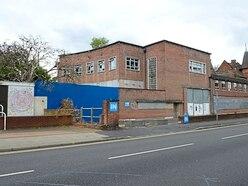 Court battle over derelict Wolverhampton eye infirmary