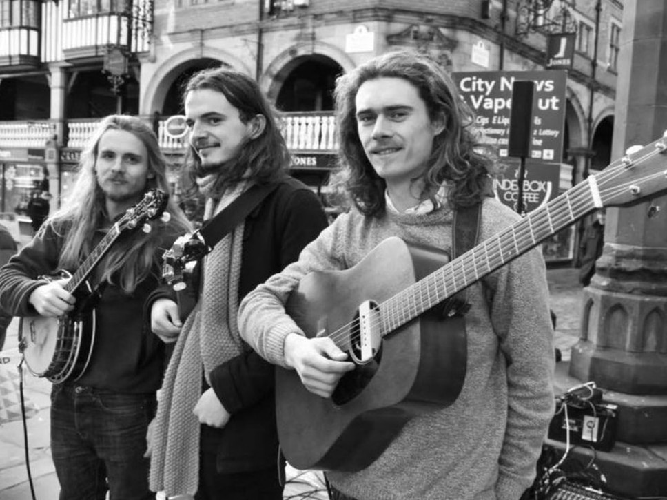 The Trials of Cato: Folk trio to play Wrexham tomorrow - plus dates in Stafford, Whitchurch and Lichfield this year