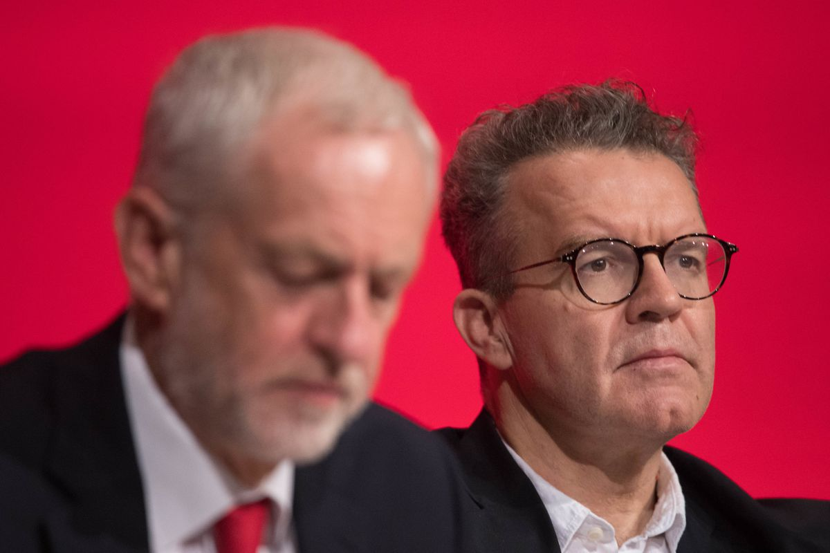 Tom Watson says it is wrong to pin Labour's election defeat solely on Jeremy Corbyn's leadership