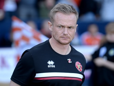 Dean Keates: Walsall not good enough