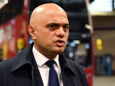Income tax cut to have been included in planned budget, Sajid Javid says