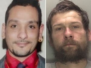 Jagdev Lally, left, died two weeks after being attacked by Ashley Pace, right