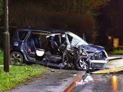 Woman suffers serious injuries after horror crash