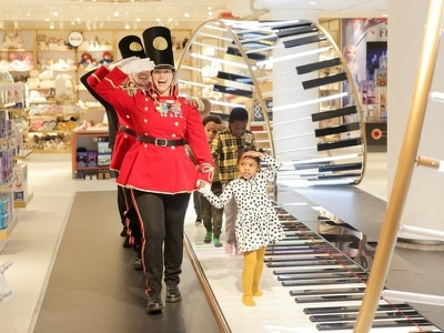 Toy brand FAO Schwarz opens in Selfridges