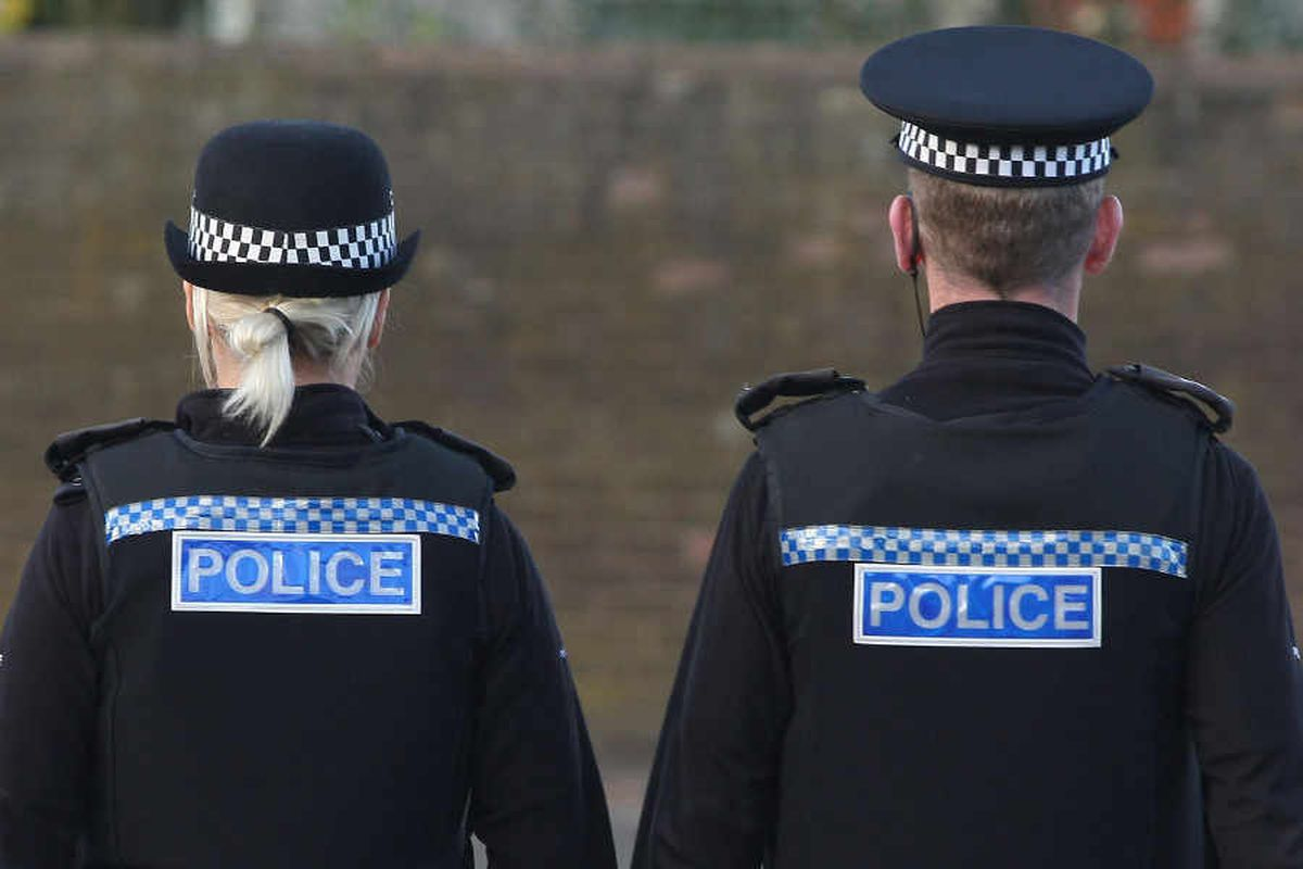 Two West Midlands officers cleared on falsely holding suspect