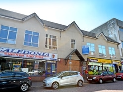 Dudley high street shopping parade on sale for £1.5m
