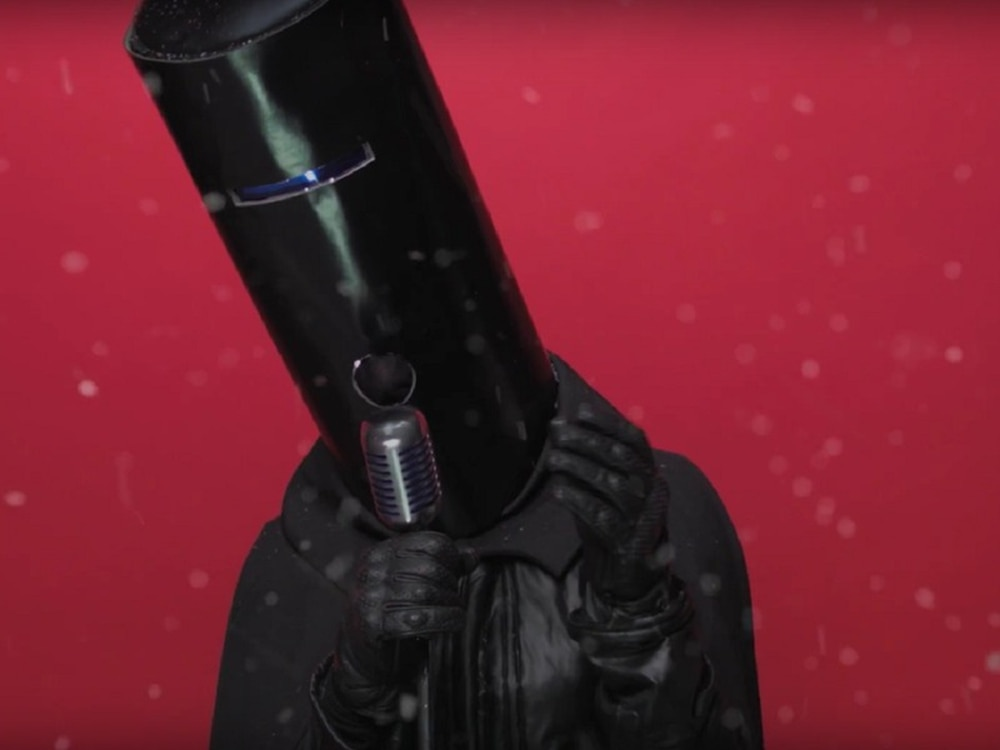 Lord Buckethead released a music video for Christmas and it\'s a must ...