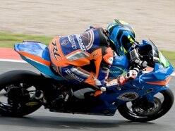 Ben back on start line for British Junior Supersport series