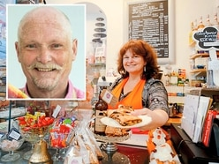 Great British Bake Off: Terry from Dudley's secret weapon