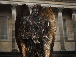 Knife Angel set to be displayed in Wolverhampton city centre