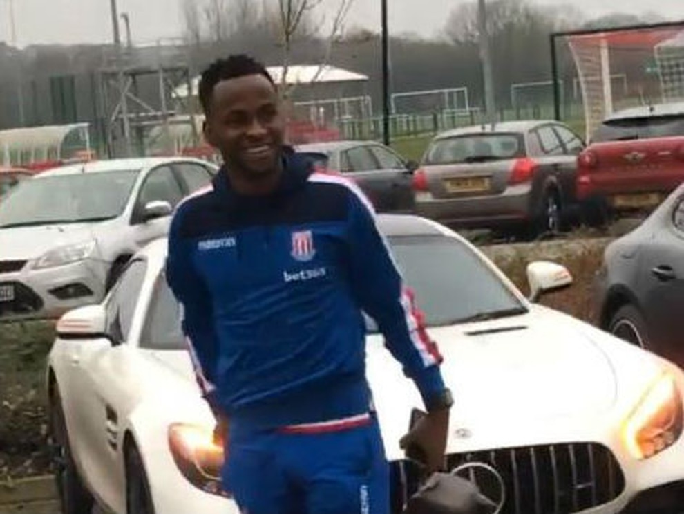Saido Berahino too excited for Stoke's trip to Manchester United
