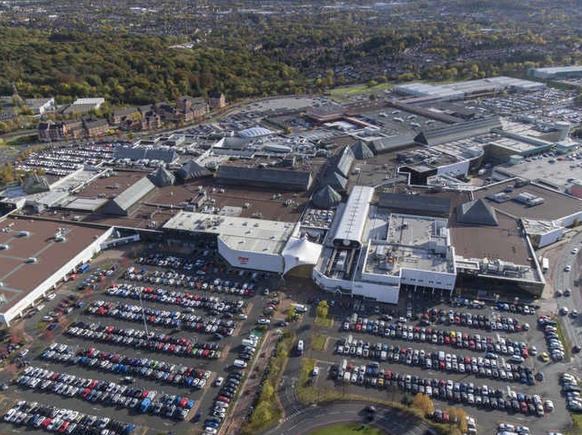 The Merry Hill Centre