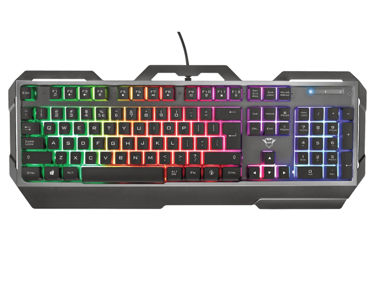 GXT 856 Torac Metal Gaming Keyboard