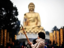 China orders crackdown on religious statues