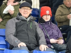 Bristol Rovers vs Walsall - Find your face at the game