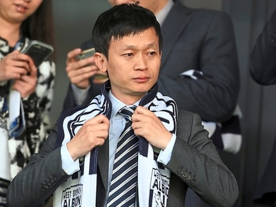 Comment: Guochuan Lai's current financial model for West Brom will not last in the Championship
