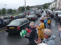 Town John Hume loved so well says thanks to peacemaker