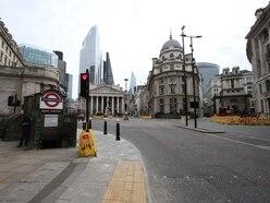 Air pollution falls as UK goes into coronavirus lockdown