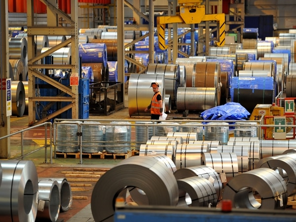 4,000 jobs at risk as Tata Steel begins merger with Thyssenkrupp