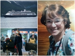 How trip of a lifetime turned to holiday hell on coronavirus cruise ship