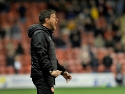 Darrell Clarke: Two dropped points for Walsall