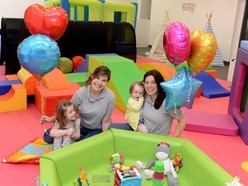 Sisters launch new children's play centre in Stourbridge