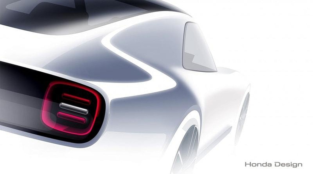 Honda Sports EV concept to be unveiled in Tokyo
