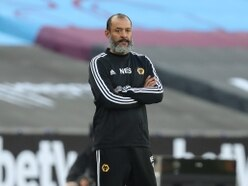 Wolves boss Nuno striving for more at Aston Villa