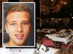 Reagan Asbury murder trial: Family's tears as footage shown of 'fatal knife attack'