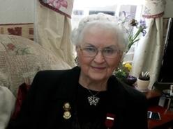 Generosity of Bridgnorth's Muriel will be sadly missed