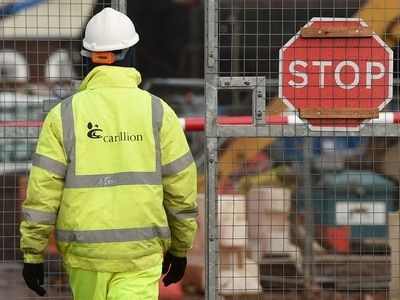 Carillion: jobs toll passes 2,200 with latest redundancies
