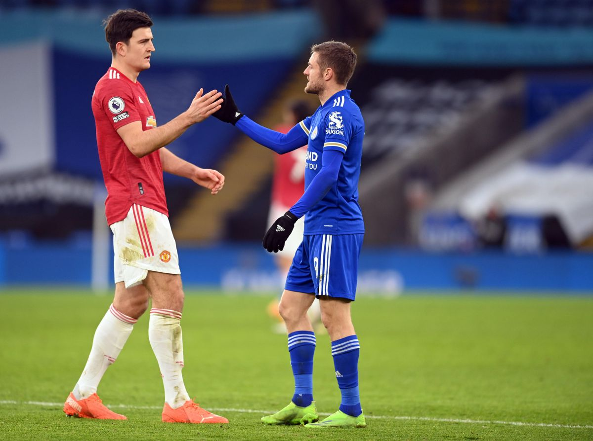 Harry Maguire on Carabao Cup win over Everton