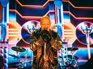 Judas Priest frontman Rob Halford will be recounting some of his experiences in the heavy metal world