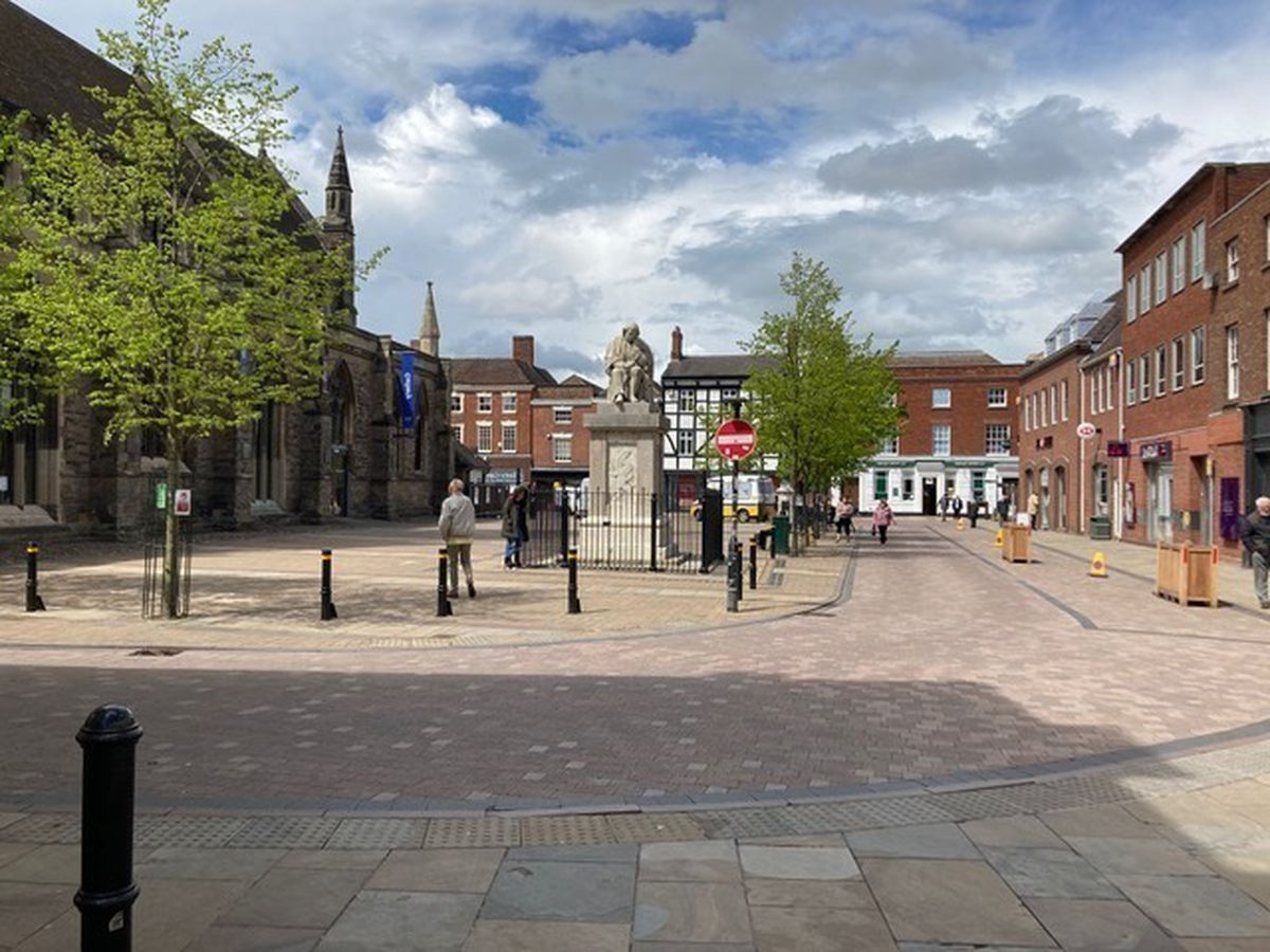 Residents are being asked for their views on the future of Lichfield city centre