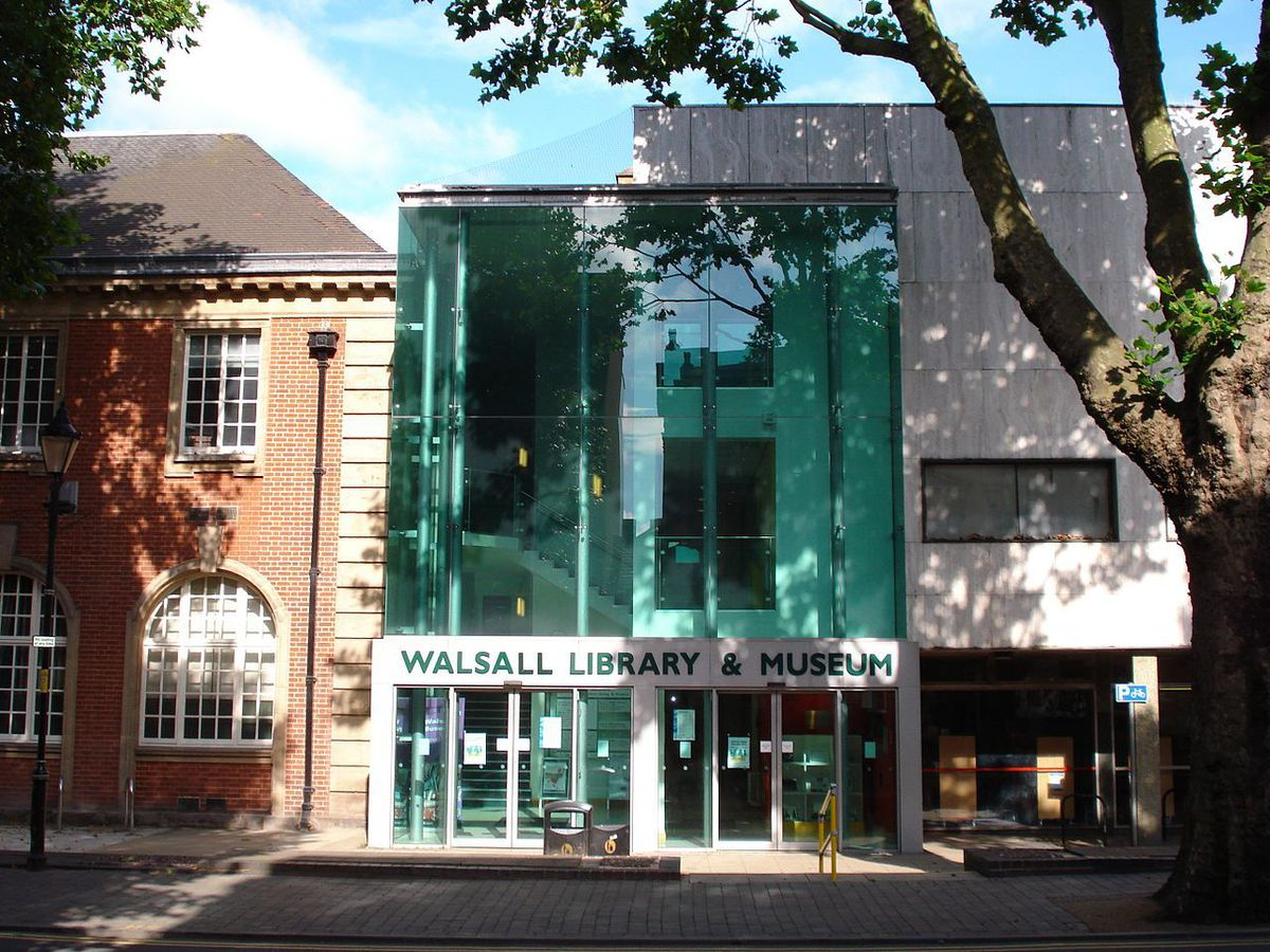 Walsall library revamp to cost an extra £250k