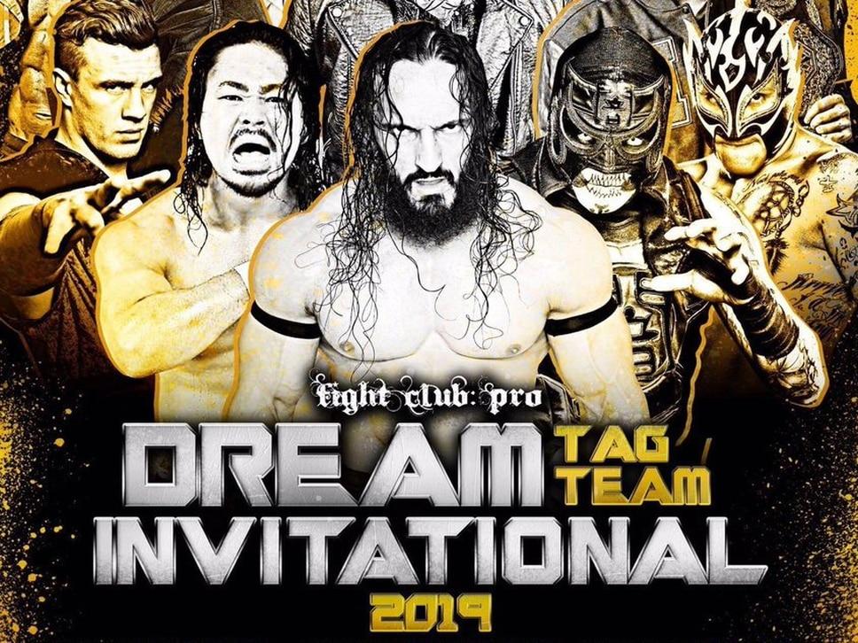 Fight Club: PRO, Dream Tag Team Invitational Night One, Wolverhampton - Review