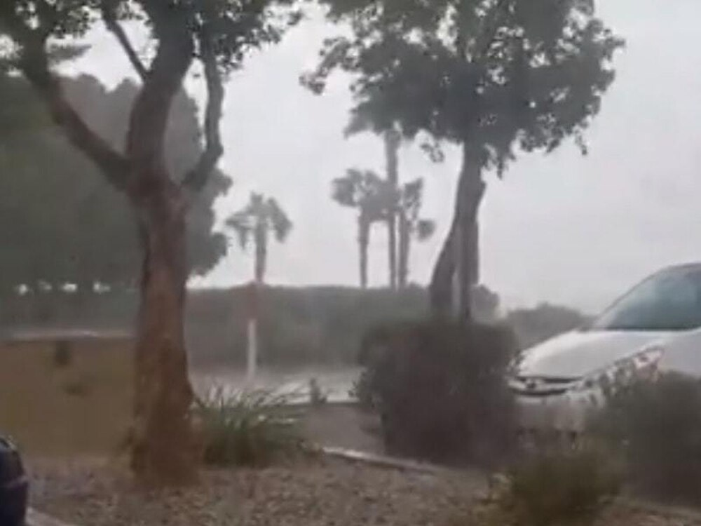 Tropical Storm Rosa threatens Southwest with flooding