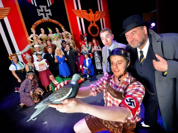 The Producers, Wolverhampton Grand Theatre - review with pictures