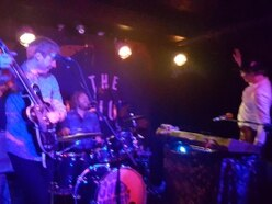 The Good Water, Sunflower Lounge, Birmingham - review with pictures