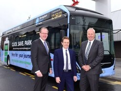 Airport leads way with new electric bus fleet