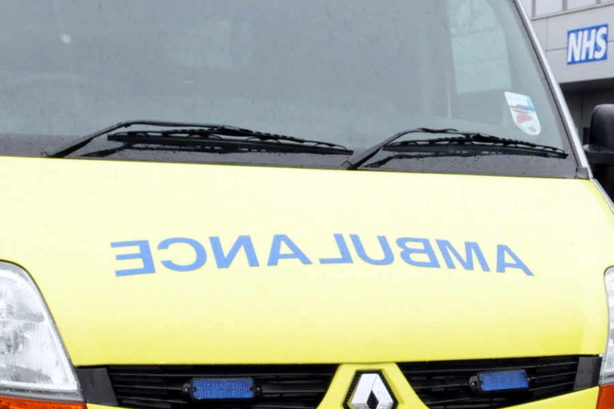 104-minute ambulance wait for emergency patient who should have been reached in eight minutes