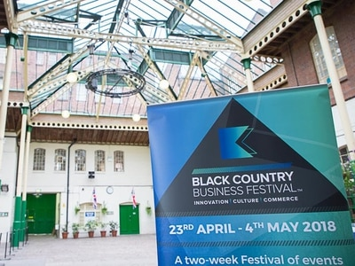 Industry leaders will play key role in Black Country Business Festival