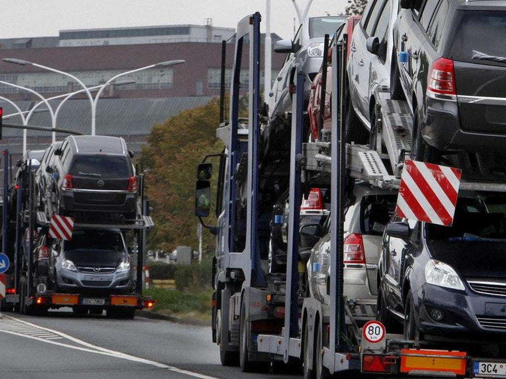 German industry warns US auto tariffs not completely off table yet