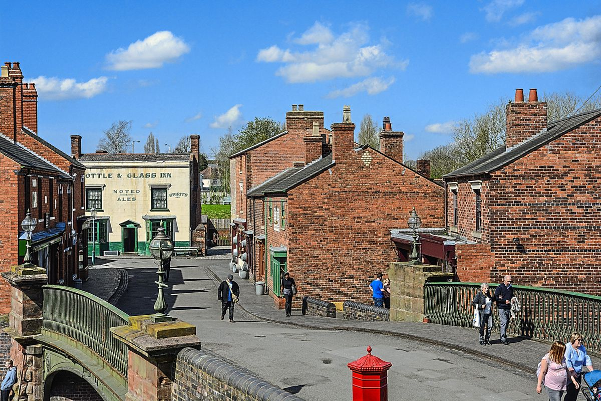 The Black Country Living Museum