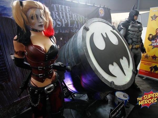 Comic Con returns to the Mander Centre!